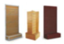 commercial display slat board trinidad