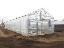 農業試験場いちご研究所 育種施設新築工事