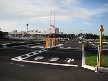 獨協医科大学 北側駐車場造成工事