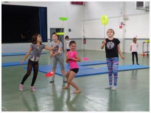 Ateliers cirque Cubzac