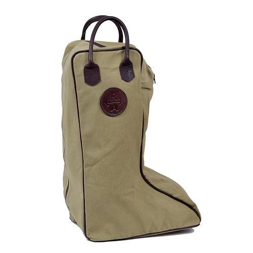 Ainsley Polo Oxford boot bag