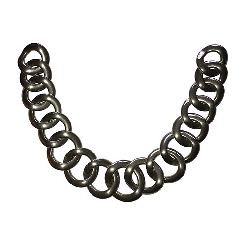 Ainsley Polo wide curb chain