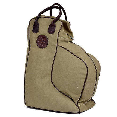 Ainsley Polo Oxford boot & helmet bag