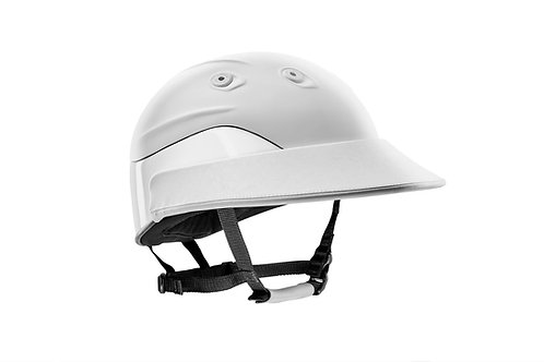 "ARMIS ""Ice"" polo helmet white HPA approved"