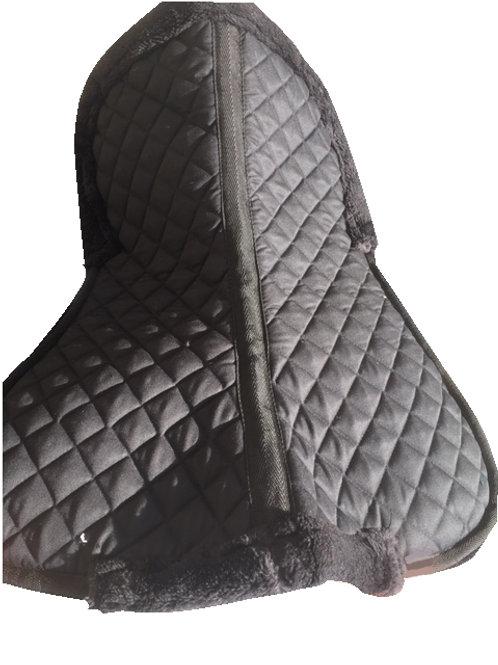 Ainsley saddle pad - saddle shaped