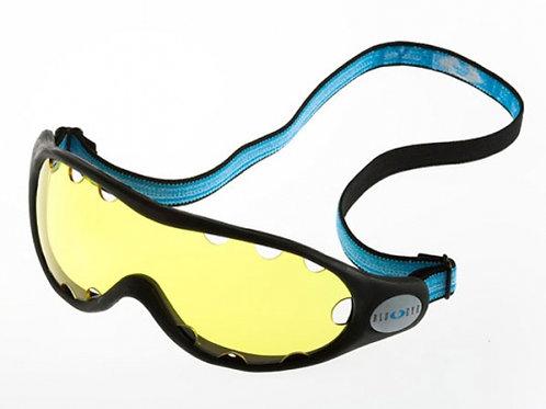 BluEye Polo goggles wide yellow lense