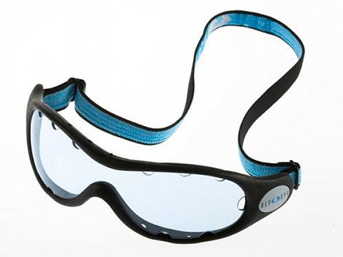 BluEye Polo goggles slim blue lense