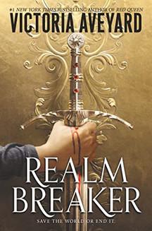 "Sami's Pick: ""Realm Breaker"" by Victoria Aveyard"