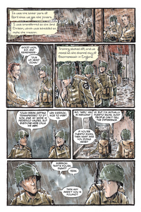 A Letter to Jo, Graphic Novel, page 23, Top Shelf Productions/IDW, Kelly Williams