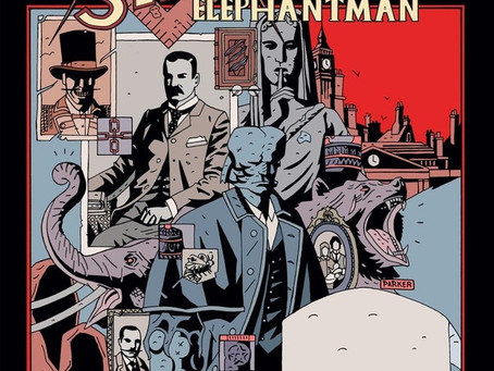 MERRICK: THE SENSATIONAL ELEPHANTMAN, VOL. 1