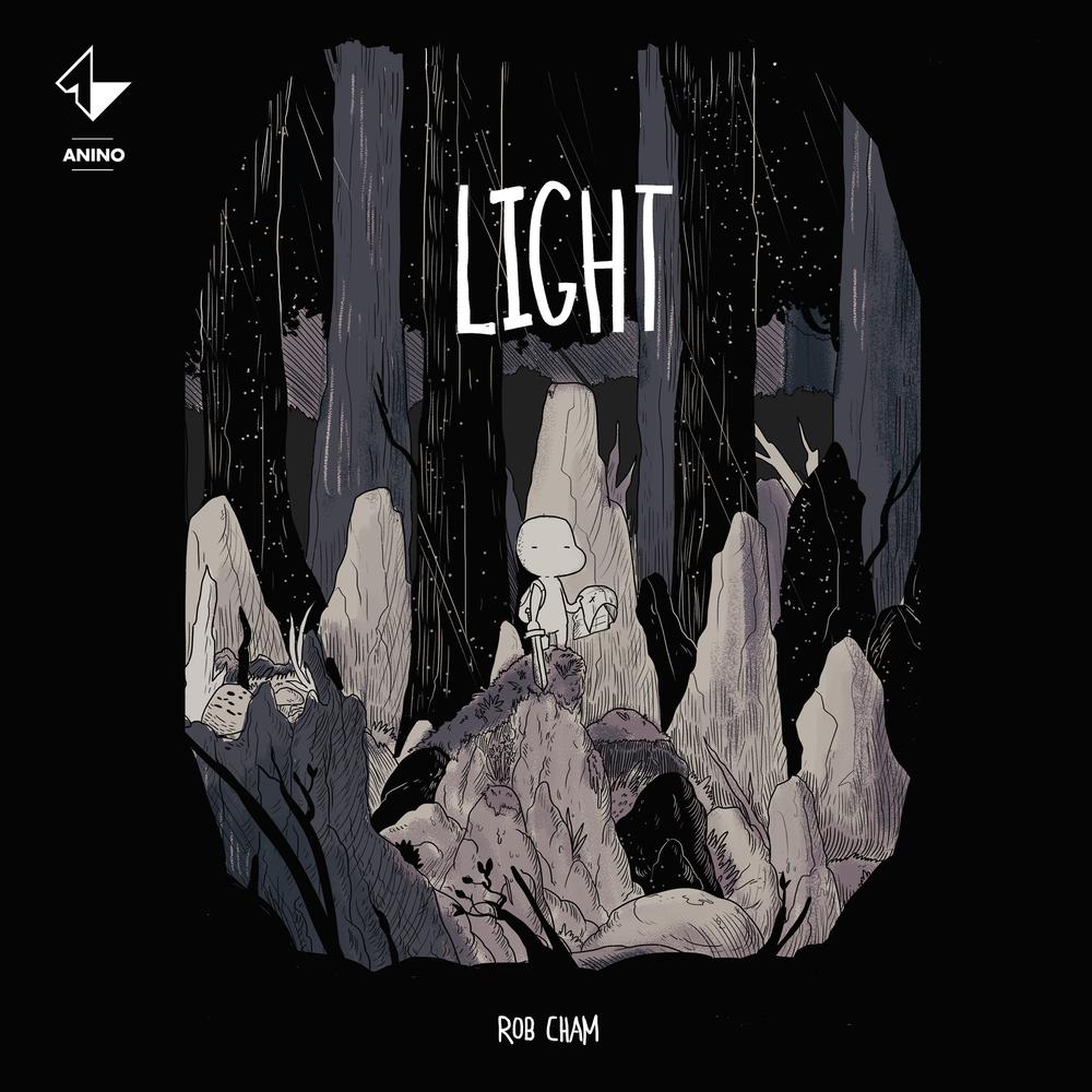 Light, Cover, Anino Comics, Rob Cham