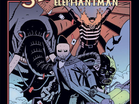 MERRICK: THE SENSATIONAL ELEPHANTMAN, VOL. 2
