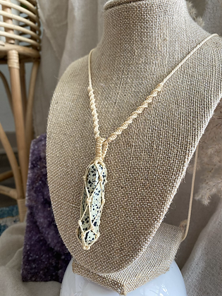 Dálmata jasper necklace