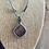 Thumbnail: Fluorite necklace