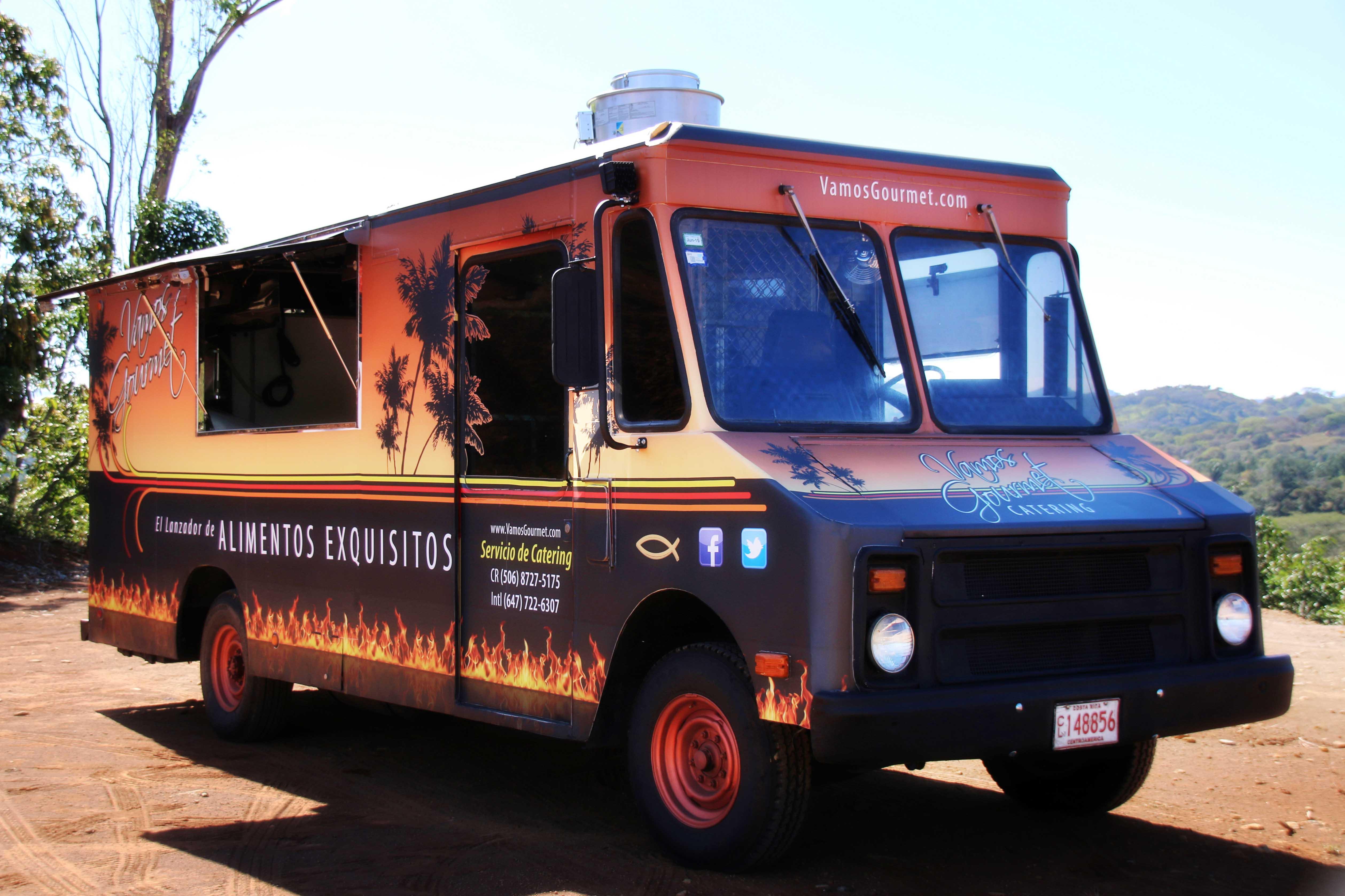 Vamos Gourmet Truck 07