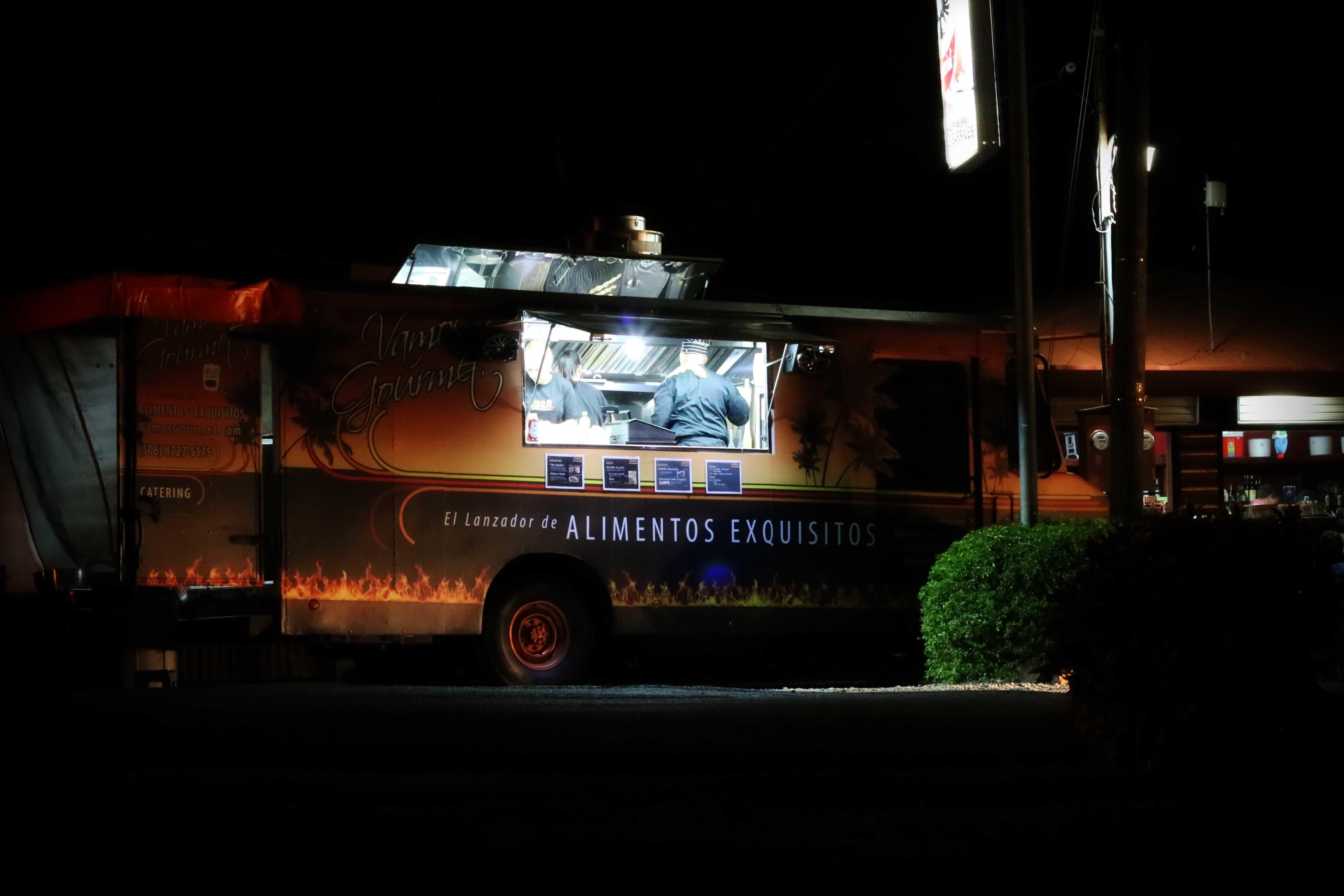 Vamos Gourmet Truck 47