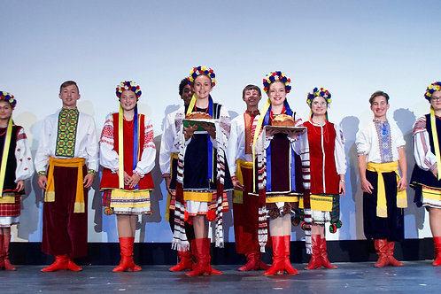 Ukrainian Dance Workshop, Evening Session (Ages 14+)