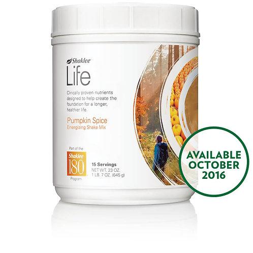 Life Energizing Shake Mix - Pumpkin Spice
