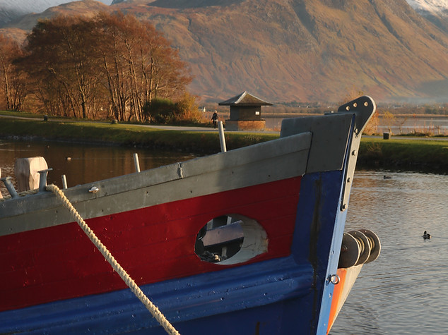 Ben from Corpach