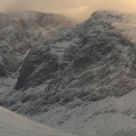 Mountaineering Ireland Scottish Winter Meet 2020 at Inchree