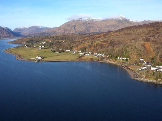 Onich & Loch Linnhe