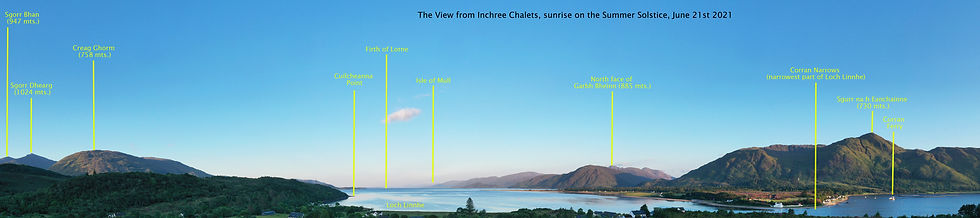 2021 June 21st, from site panorama, sunrise, with labels.jpg