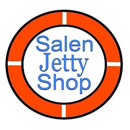 Salen Jetty Shop Logo