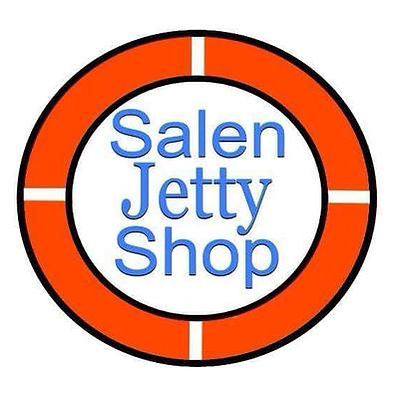 Salen Jetty Shop Logo