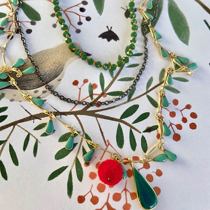 BLOOMING TREE NECKLACE