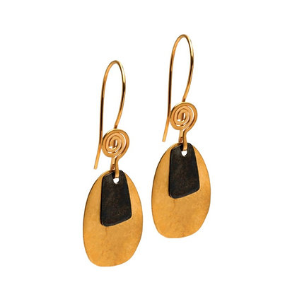 TWO PIECES EARRINGS