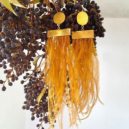 GOLDEN FILIX EARRINGS