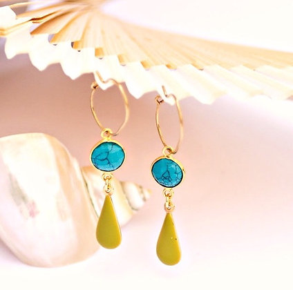 LACRIMA EARRINGS