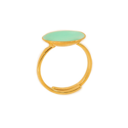 MINT DOT RING