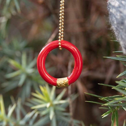 """SCARLET RED """"KYKLOS"""" CHARM 2021"""