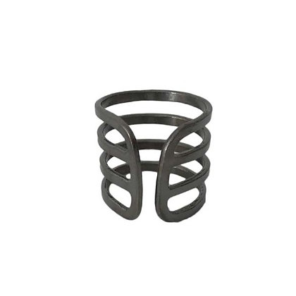 CHARCOAL RING