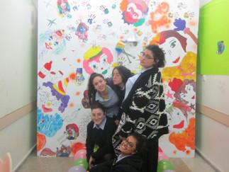 Purim Celebrations at Girls Town