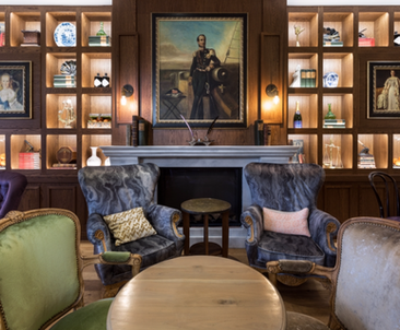 The Hendrick's Hotel, Amsterdam