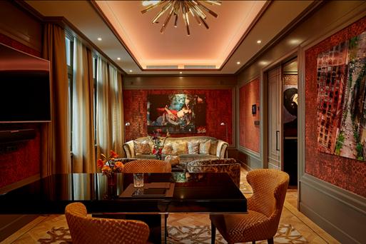 Hotel TwentySeven, Grand Terrace Suite