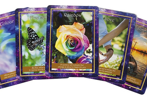 NEW!! Messages from White Spirit Oracle Cards