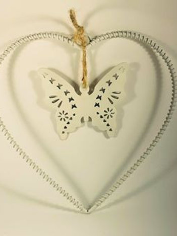 Butterfly Hanging ornament