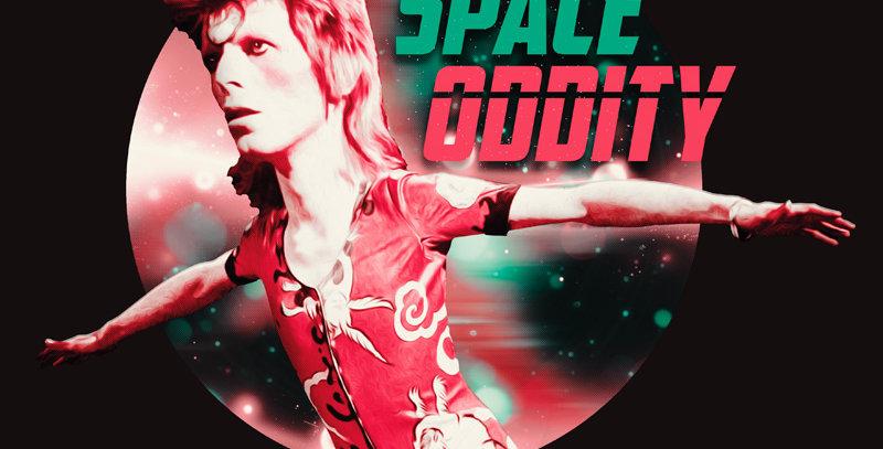 Camiseta Space Oddity