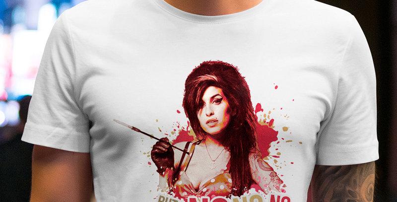 Camiseta Amy - But I said: No, no, no