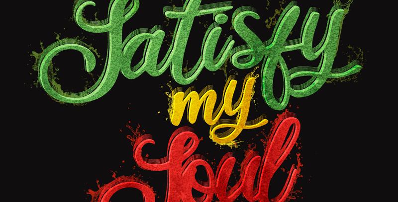 Camiseta Satisfy my Soul