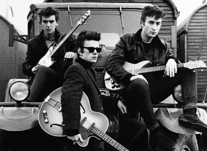 Primeira guitarra de George Harrison, comprada aos 17, vai a leilão