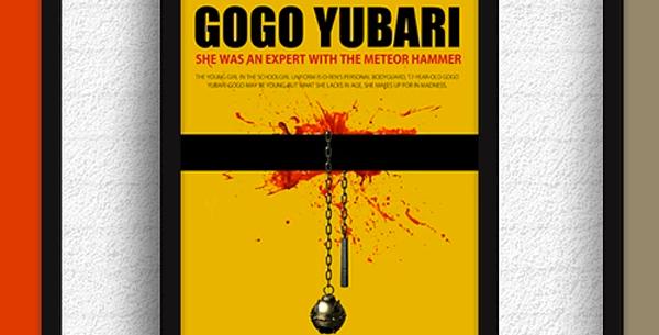 Quadro Gogo Yubari