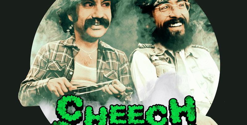 Camiseta Cheech and Chong's