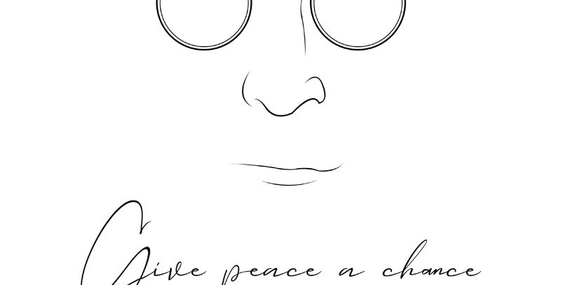 Camiseta Peace a chance