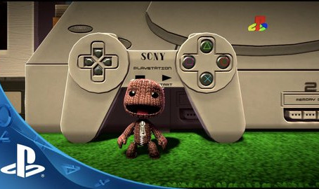 Sony celebrates 20 years of PlayStation with video created inside of Little Big Planet