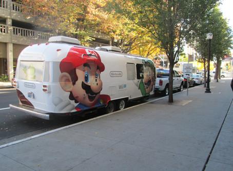 Nintendo Airstream Holiday Tour coming to Sacramento
