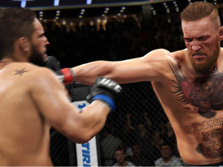Take a look at this list of all the fighters in EA Sports UFC 2 (Update)